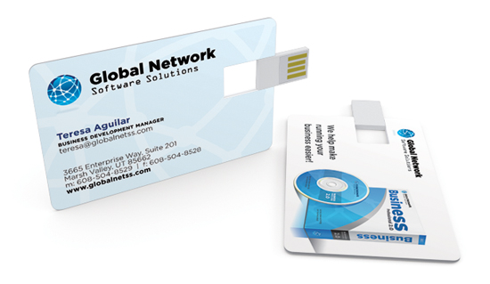 Global Software Business Card
