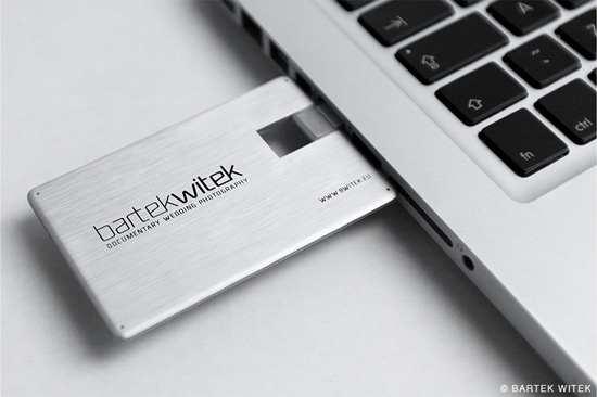 Usb business card a cool and unique business card for lead generation image of usb business card for photographer reheart Image collections