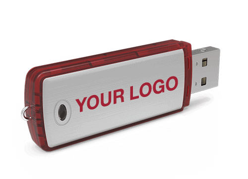 Classic - Branded USB Flash Drives